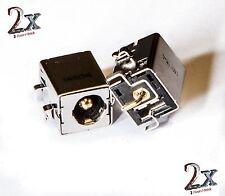 Asus a53s a53z a53u x54c x54l x54c dc Jack Port hembra Connector toma de corriente 2x
