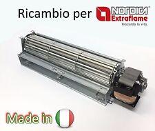 Ventilatore Tangenziale per stufa a pellet NORDICA EXTRAFLAME - Mod. Divina