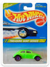 MAGNET 1995 Hot Wheels VW Bug Green Treasure Hunt MAGNET for Fridge Toolbox
