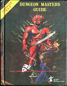 Dungeon Master's Guide, AD&D source book