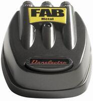 Danelectro D-3 Fab Metal Electric Guitar Effects Pedal