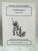 Catalogue Di Vendita Estremo Oriente Orientale N° 10 Novembre 1979