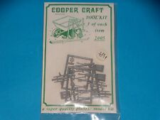 COOPER CRAFT - TOOL KIT - NEUF BLISTER - HO - BROUETTES , PIOCHES ...
