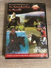 PARELLI DVD The Savvy Club An Introduction to Parelli DVD Natural Horsemanship.