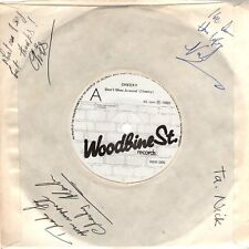 "Cheeky Don't Mess Around Woodbine St. Records WSR 005 7"" Signed NWOBHM"