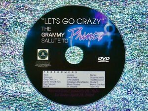 Let's Go Crazy Salute Concert to PRINCE DVD Revolution April 21 2020 Purple Rain