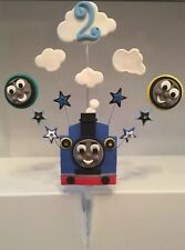 Lightning Racing Car Cake Topper Handmade Personalise With Birthday Age/&name