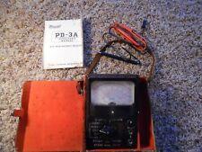 Vintage Multimeter Stark PD-3A Multitester Stark Electronic Instruments