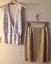 Women's 8 Jones New York Sequin Skirt
