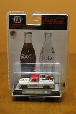 M2 Machines 1973 Chevrolet Cheyenne 10 Square Body Coca Cola CHASE SHIPS 24 HRS