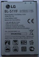 GENUINE ORIGINAL LG BATTERY BL-51YF FOR LG G4