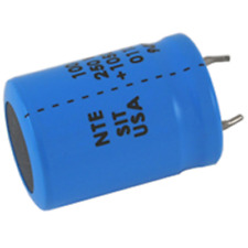 NTE Electronics SIT560M200 CAPACITOR HIGH TEMP SNAP IN ALUMINUM ELECTROLYTIC