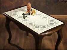 TABLE RUNNER CREAM 26'' x 51''