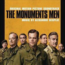 Desplat, Alexandre : Monuments Men - O.S.T. CD
