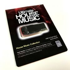 Ultimate House Music Collection - x1000 Quality Unmixed Full Length Tracks