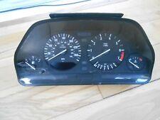 BMW E34 compteur de vitesse Instrument Cluster - 8359355 Classic Car Série 5 520 Speedo