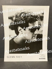 Original Mca Promotional 8x10 Glenn Frey of The Eagles Used on Smuggler's Blues