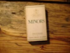 Cigarette Packets