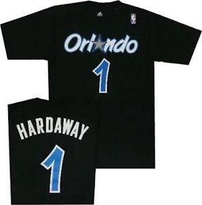 Orlando Magic Anfernee Penny Hardaway Throwback Adidas T Shirt