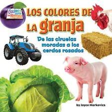Los Colores de la Granja: de las Ciruelas Moradas A los Cerdos Rosados (Los