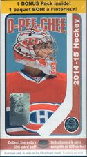 Carte collezionabili hockey su ghiaccio originale stagione 2015