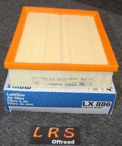 LAND ROVER DEFENDER TD5 AIR FILTER ESR4238 (MAHLE LX886)