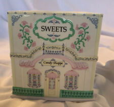 The Lenox Village Canister Collection Sweets Shop Canister No Lid Replacement