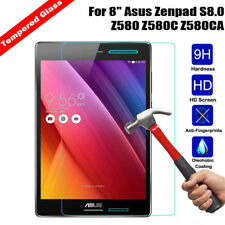 100% Genuine Tempered Glass Film Screen Protector For ASUS ZenPad S 8.0 Z580CA
