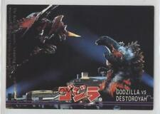 1995 Toho Story #100 Godzilla vs Destoroyah Non-Sports Card 2h0