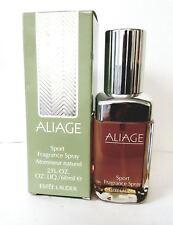 Aliage Sport Fragrance SprayBy Estee Lauder 2.0 oz/60 ml  Women New In Open Box