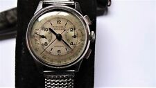 Eberhard & Co vintage watch chronograph valjoux 23