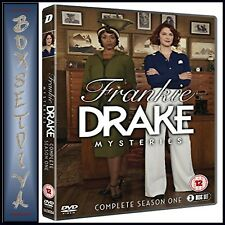 FRANKIE DRAKE MYSTERIES - COMPLETE SEASON 1 - FIRST SEASON  **BRAND NEW DVD**