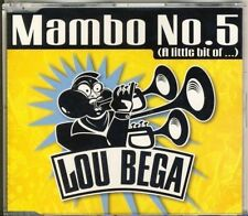 Lou Bega-MAMBO NO. 5 4 TRK CD MAXI 1999