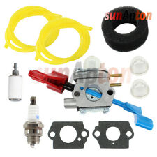Carburetor Tune Up Kit For Zama C1U-W46 545180864 Weedeater FB25 FB-25 Blower