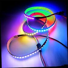 WS2812B 5050 RGB Flexible LED Strip 1M 144LED Individual Addressable 5V cF