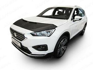BONNET BRA fit SEAT TARRACO since 2018 STONEGUARD PROTECTOR TUNING