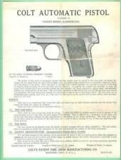 colt manuals