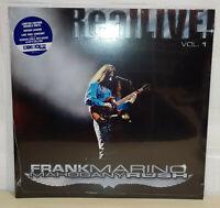 FRANK MARINO & MAHOGANY RUSH - REAL LIVE! VOL. 1 - RSD 2020 - 2 LP
