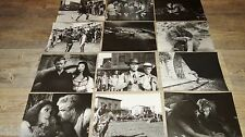 DJANGO NE PRIE PAS ! rare 12 photos presse cinema 1970 western spaghetti 1967
