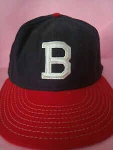 Boston Braves Vintage Annco Hat 7 3/4