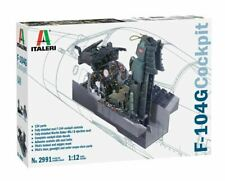 Italeri 1:12 2991 F-104 G Cockpit Model Aircraft Kit