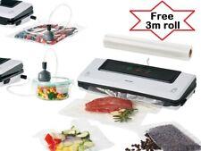 Automatic Food Vacuum Sealer for Sous Vide Air & Water-Tight Food Vacuum Sealing