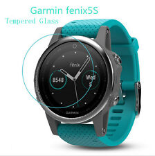 Garmin Fenix5S Tempered Glass Screen Protector 9H Hardness Scratch Proof NEW