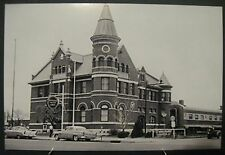 Vintage RP Wichita KS Kansas Pacific Depot Station Classic Photo Image