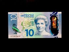 Neuseeland (P192) 10 Dollars 2015 UNC