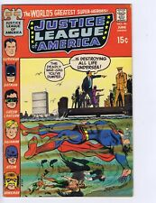 Justice League of America #90 DC 1971