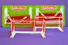 Subbuteo GOALS Sealed New Table Football Soccer Set Game Toy Miniature Leggenda