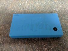 Nintendo Light Blue DSi TWL-001 Untested (O3)