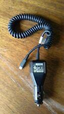 BLACKBERRY CAR CHARGER ORIGINAL GENUINE  HDW-04196-002