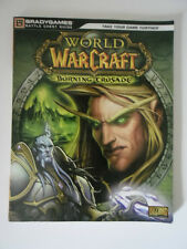 WORLD OF WARCRAFT (WOW) THE BURNING CRUSADE - GUIDE DE STRATEGIE VF